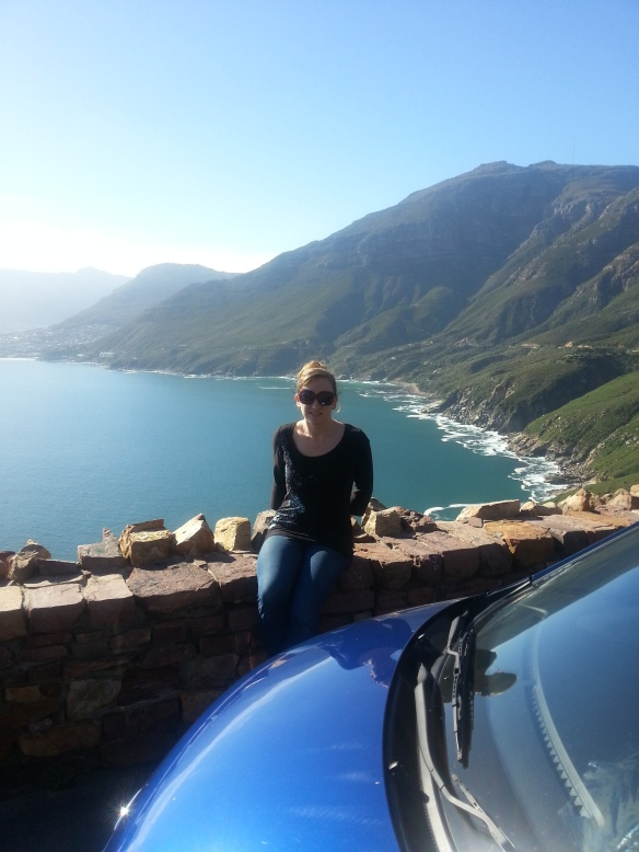 What a view! We finally made the trip to Chapman's Peak drive, truly beautiful