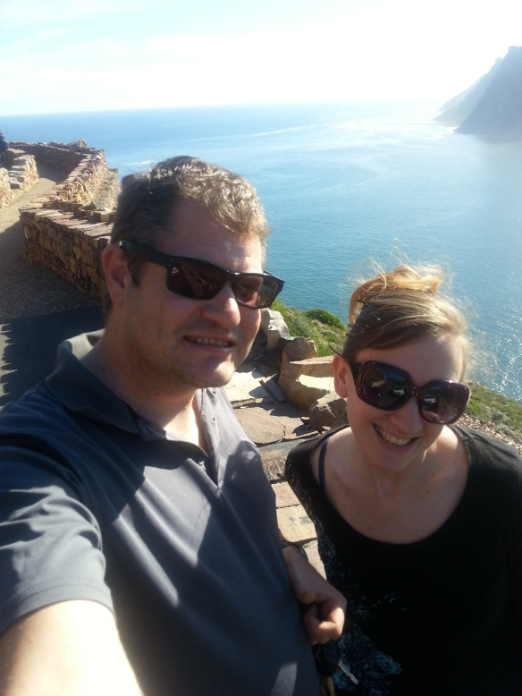 The best views on Chapman's Peak drive!