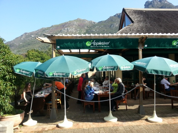 The Kirstenbosch Tea Garden