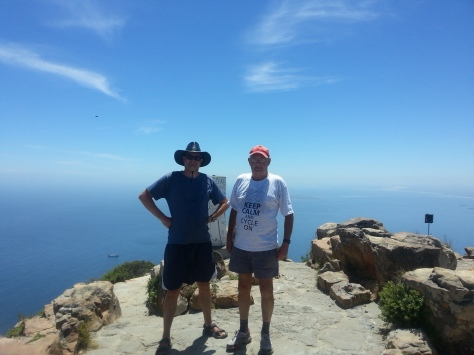 Success! They conquered Lion's Head