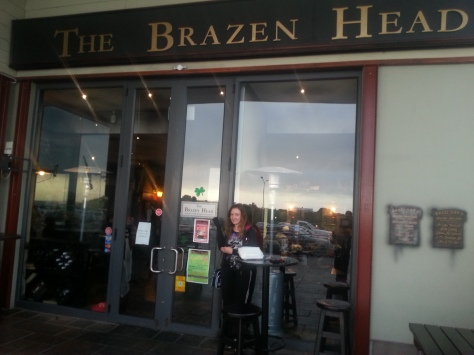 Presenting... the Brazen Head