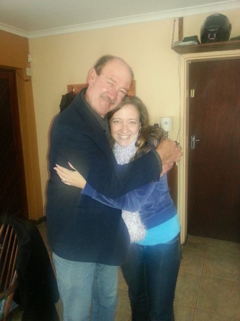 Me with the nicest, kindest, sweetest dad a girl could ask for.