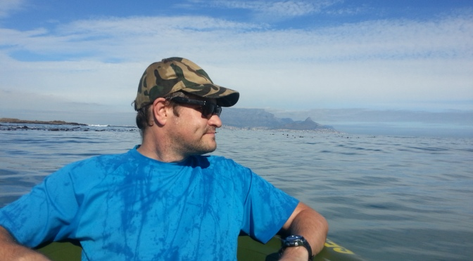 Landlubbers celebrating the great Cape outdoors by boat, foot and bus