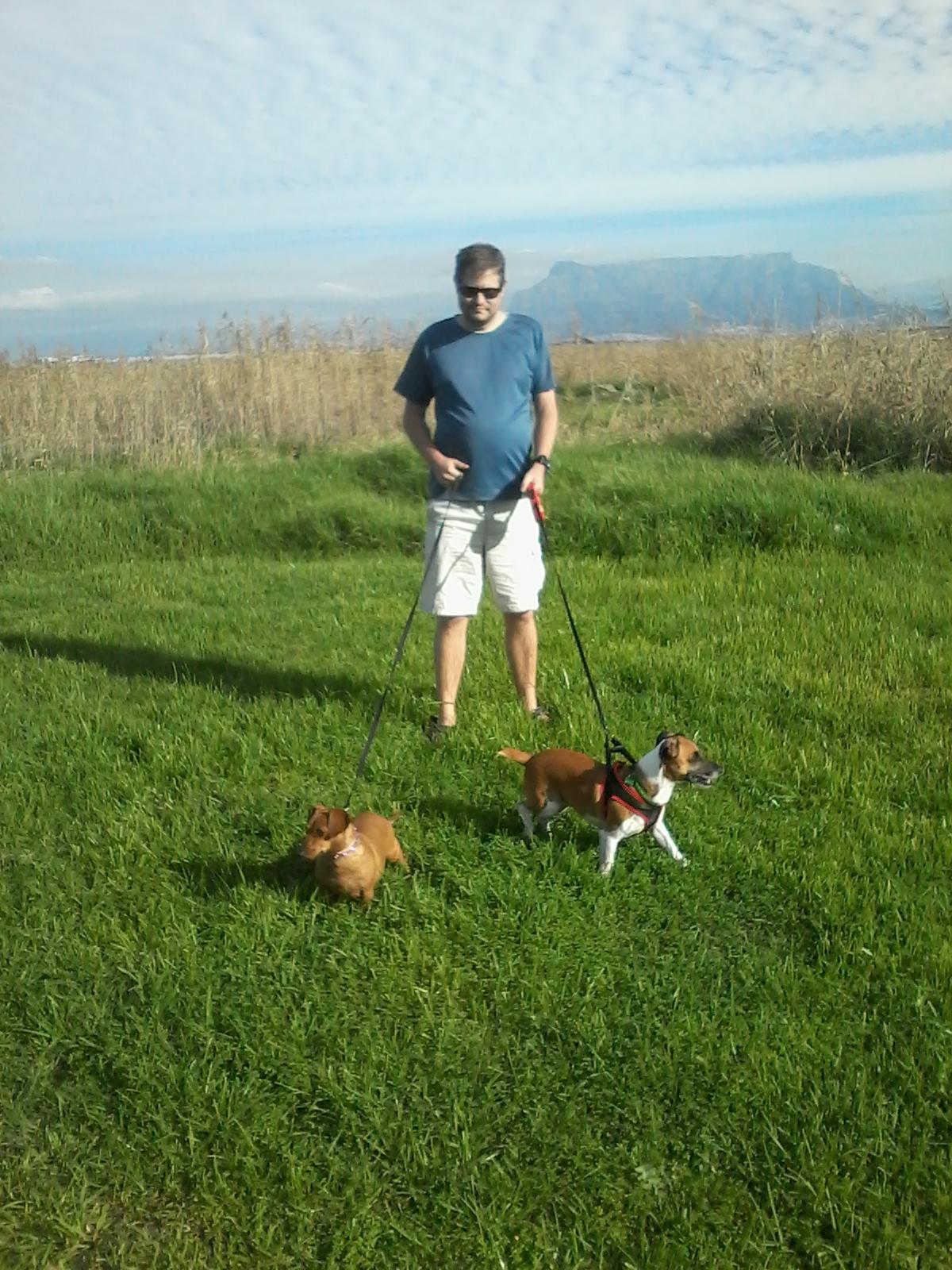 Cheap Wellies Dog Walking