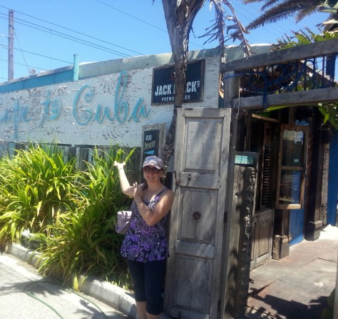 Presenting... Cape to Cuba! Most folk stop at the Brass Bell or Kalkies when in Kalk Bay, but this spot is a true gem. It's decorated with chandeliers, bright walls, swings and more inside, and outside tables are wedged into soft beach sand if that's your fancy