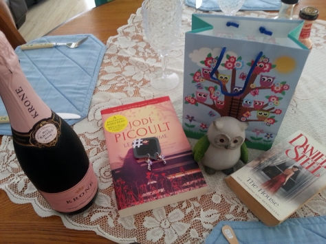 Thoughtful, beautiful, delightful birthday spoils from Mum n Dad...