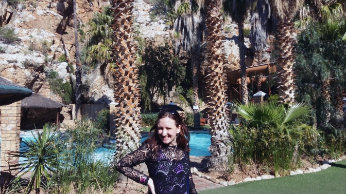 8th anniversary fun at Avalon Springs, exploring Montagu and more