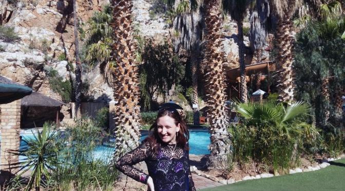 8th anniversary fun at Avalon Springs, exploring Montagu and more