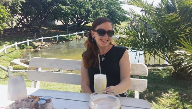 Sea Point road trip, milkshakes outdoors and Bootleggers' burgers