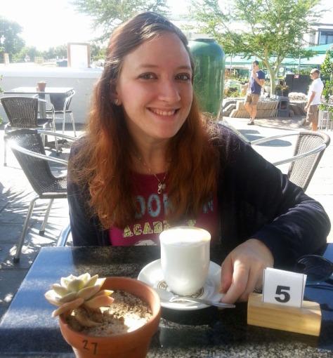 Cappuccino at Lisa's