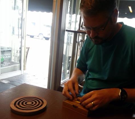 Wooden puzzle games at My Sugar
