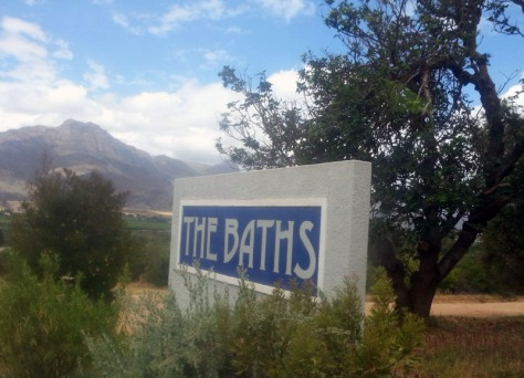 The Baths, Citrusdal