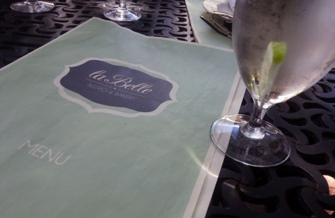 Lunch at La Belle, Constantia