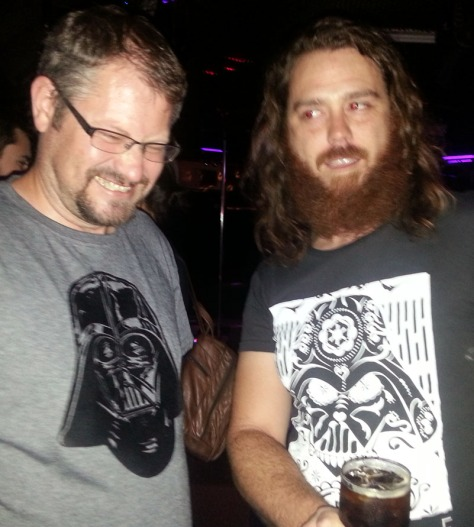 Darth Vader shirts at Deco Dance