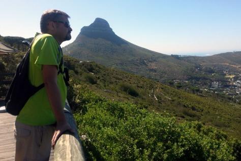 Lion's Head in Cape Town