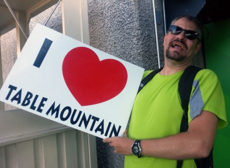 Love Table Mountain